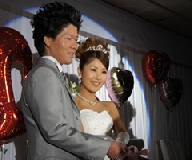 Love Love Happy Wedding写真