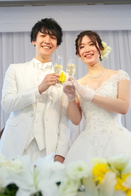 June Bride Wedding:サムネイル